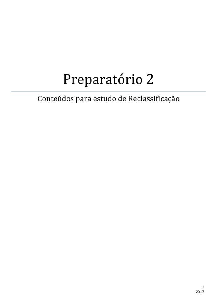 thumbnail of APOSTILA Preparatório 2